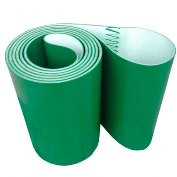 Băng tải đai PVC